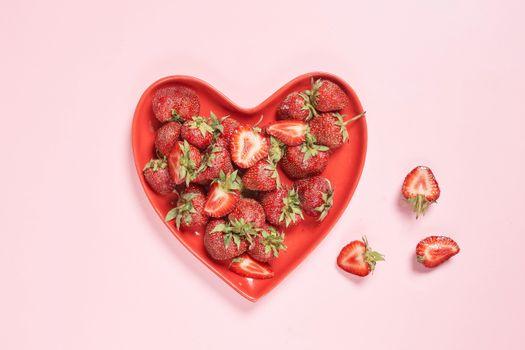 Фото бесплатно ягода, сердце, пищевое сердце
