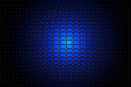 Обои сетки,текстуры,линии,синий,mesh,texture,lines,blue