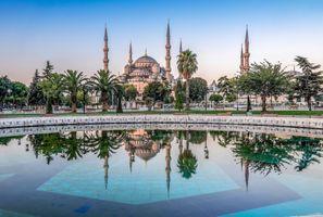 Фото бесплатно архитектура, городской пейзаж, Стамбул
