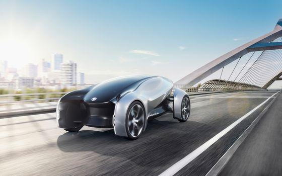 Photo free Jaguar, futuristic, concept design