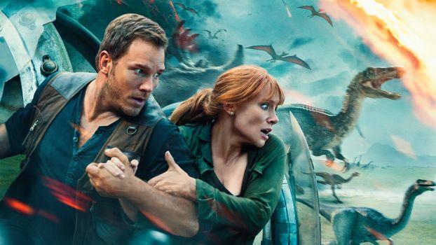 Фото бесплатно фильмы, Jurassic World Fallen Kingdom, Jurassic World