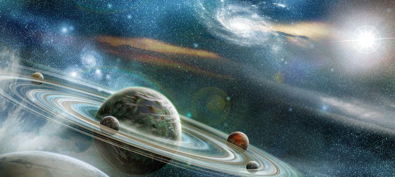 Фото бесплатно пространство, Astronomy, свечение