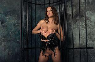 Бесплатные фото sybil kailena,sybille y,sybil a,kailena,davina e,брюнетка,модель