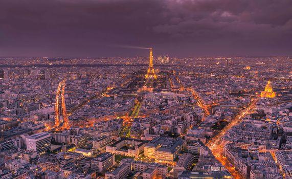 Фото бесплатно город, Paris, фонари