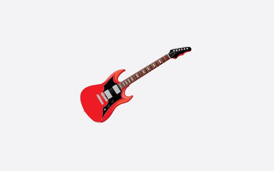 Photo free guitar, musical instrument, drawing