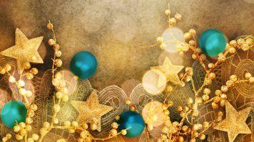 Фото бесплатно праздник, декор, игрушки