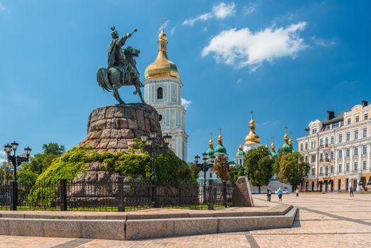 Фото бесплатно Киев, городская площадь, Украина