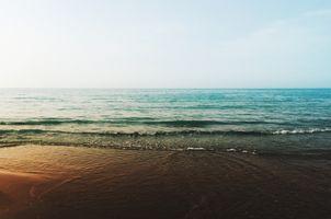 Фото бесплатно ветровая волна, пейзажи, вода