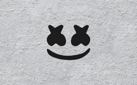 Photo free logo, music, Marshmello