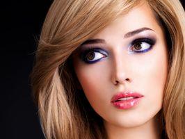 Фото бесплатно нос, прическа, волосы