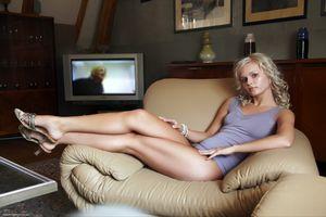 Фото бесплатно Collette, обнаженная девушка, голая