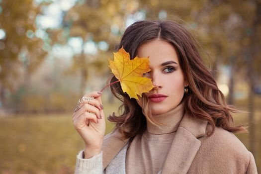 Фото бесплатно прическа, девушка, осень