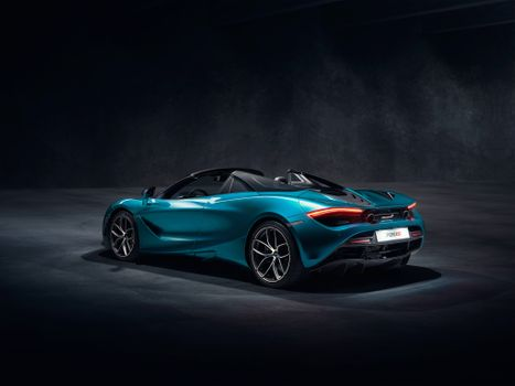 Watch the photo of 2019 cars, mclaren 720s for free