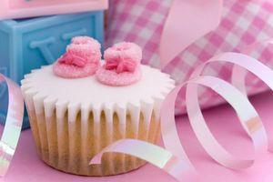 Бесплатные фото день рождения,кекс,лента