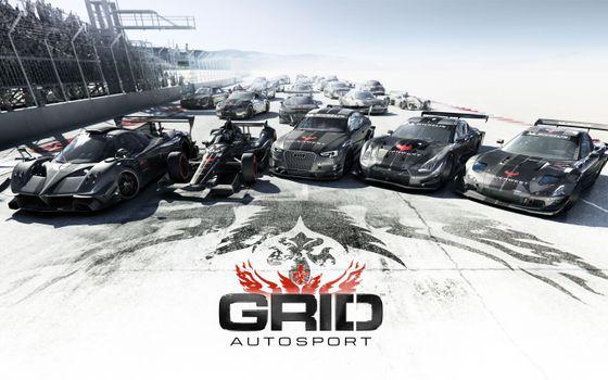 Photo free Grid, game, racing