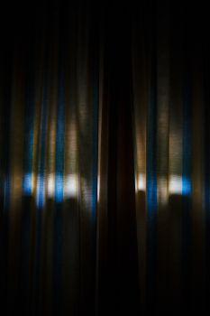 Фото бесплатно занавес, тень, темное