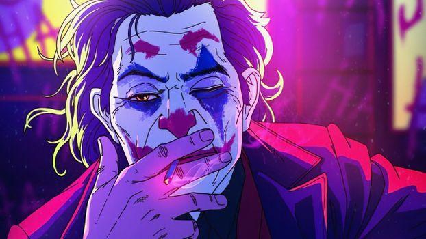 Photo free joker, supervillain, artist