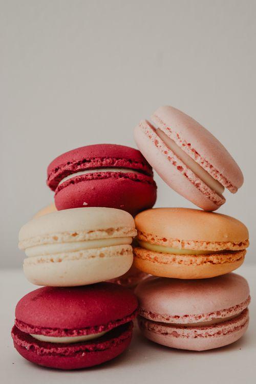 Картинка миндальные, печенье, десерт, macaroons, cookies, dessert на рабочий стол. Скачать фото обои еда
