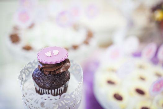 Photo free cupcake, chocolate, desert