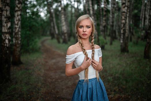 Фото бесплатно Русская, красавица, модель