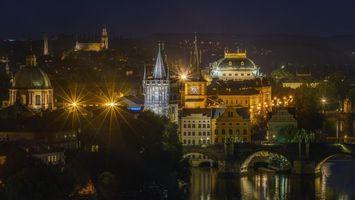 Фото бесплатно Прага, Чехия