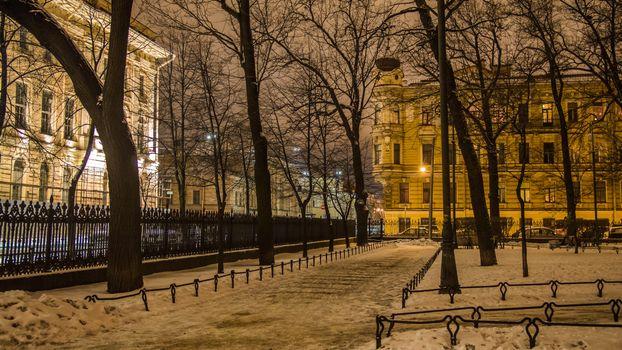 Фото бесплатно Румянцевский сад, Санкт-Петербург