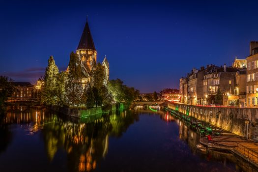Заставки Metz, Мец, Франция