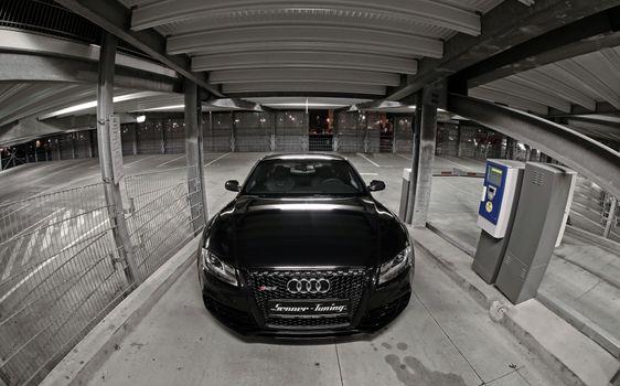 Photo free Audi Rs5, black, luxury cars