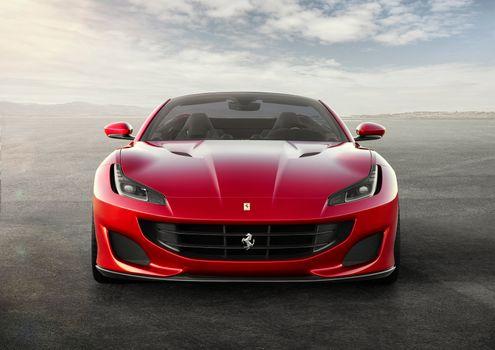 Photo free Ferrari Portofino, 2017 cars, Ferrari