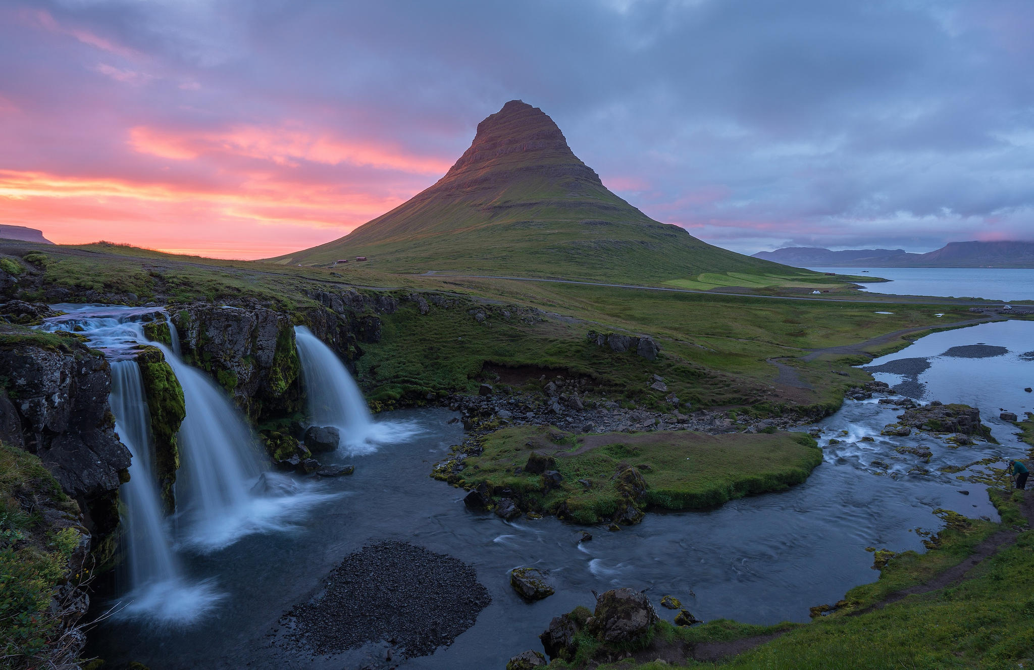 Grundarfjorour, Киркьюфетль, Исландия