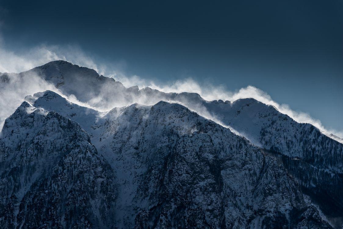 Фото бесплатно горы, природа, Clouds - на рабочий стол