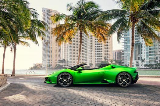 Заставки 2019 Cars, Lamborghini Huracan, Lamborghini Huracan Evo