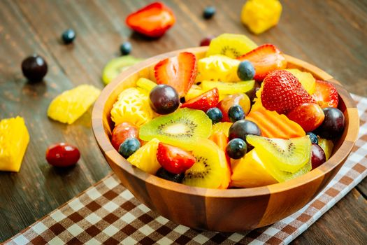 Photo free food, kiwi, bowl
