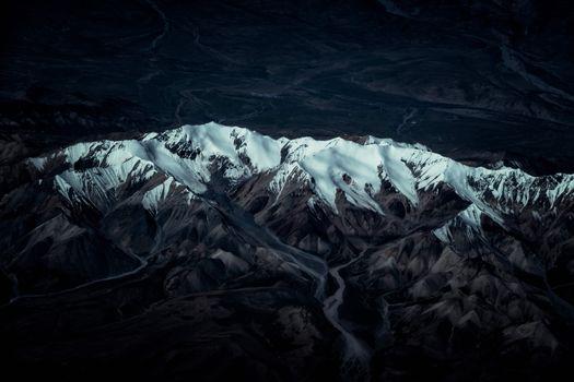 Заставки ледник, горы, природа