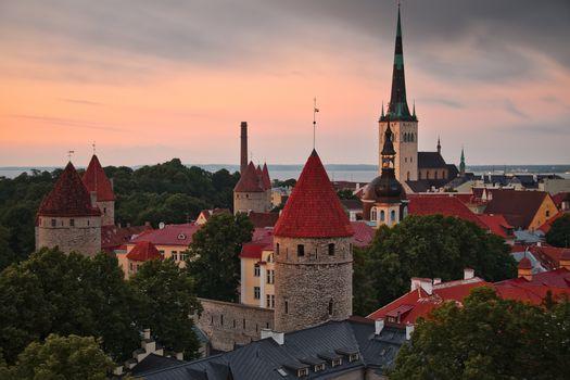 Фото бесплатно Таллин, Эстония, здание