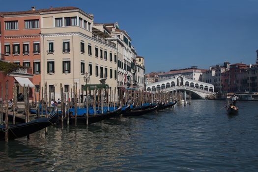 Photo free Venice, water transport, canal
