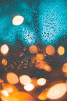 Бесплатные фото капли,поверхность,блики,круги,drops,surface,glare
