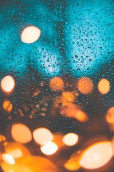 Обои капли,поверхность,блики,круги,drops,surface,glare,circles