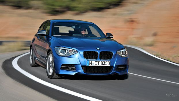Photo free BMW 3 Series E90, sedan, family car