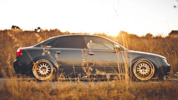 Photo free car, Audi, sports car