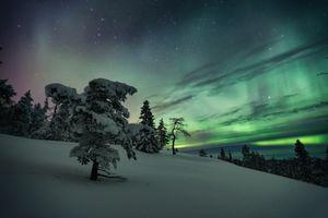 Фото бесплатно Radiance, Финляндия, зима