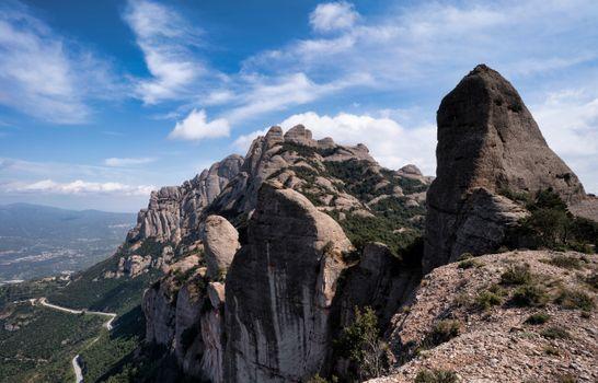 Фото бесплатно природа, Испания, скалы