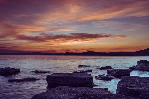 Фото бесплатно пейзажи, валуны, природа