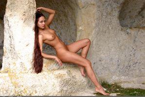 Бесплатные фото xenia,модель,красотка,голая,голая девушка,обнаженная девушка,позы