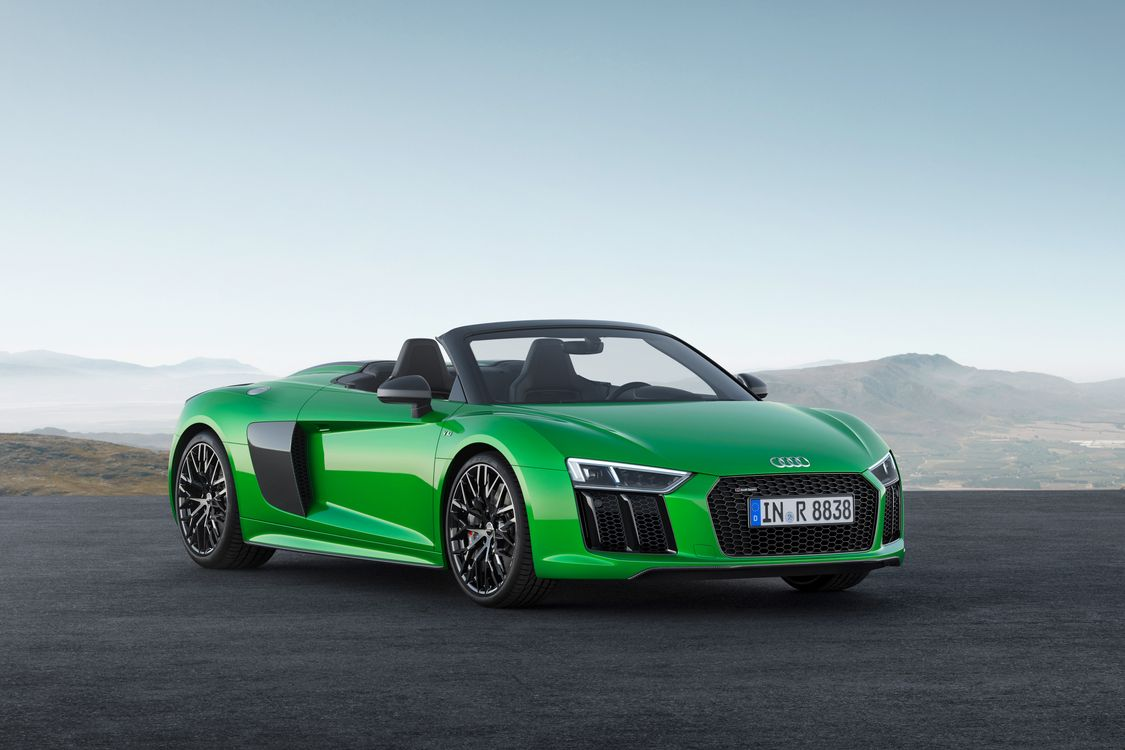 Photo Audi R8 Audi 2017 cars - free pictures on Fonwall