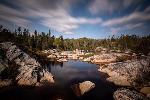 Фото бесплатно Канада, природа, камни