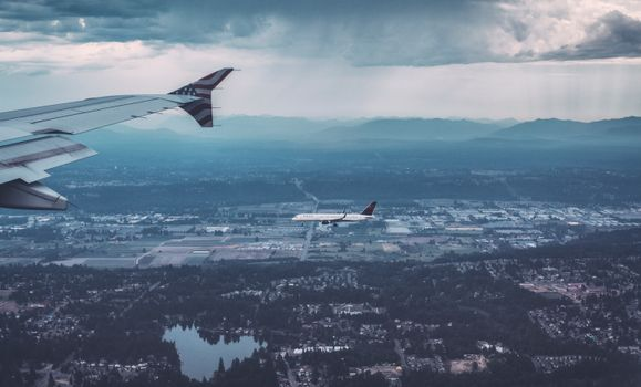 Photo free aircraft, cloud, air force