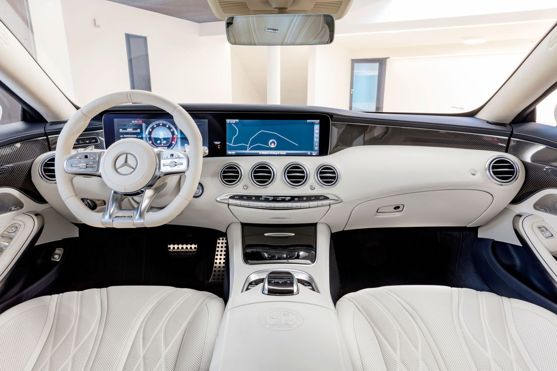 Фото бесплатно Mercedes-Benz S 400 d 4MATIC, машина, автомобиль - на рабочий стол