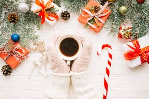 Кружка с кофем · бесплатное фото