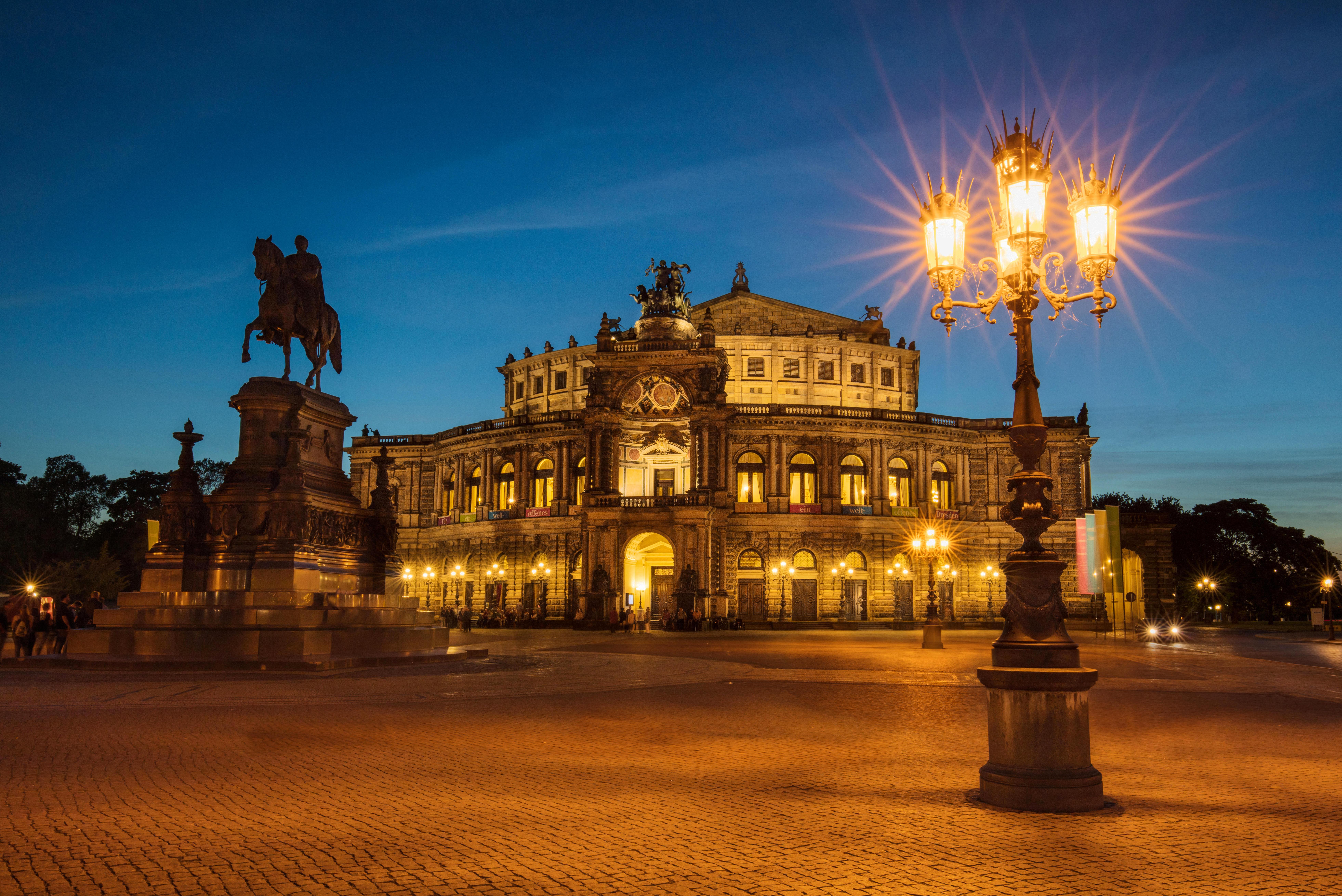 Обои Dresden, Deutschland, Дрезден, Германия